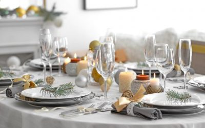 How to style your home for Christmas