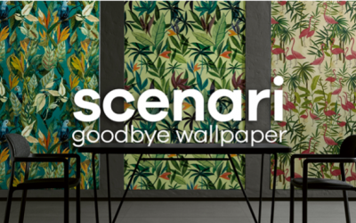 Say goodbye to wallpaper