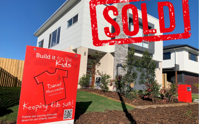 Build it for the kids house – SOLD!